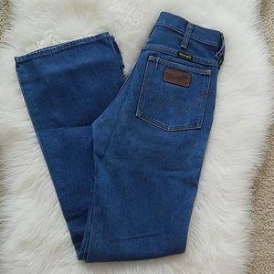 Vintage Wrangler highwaist jean